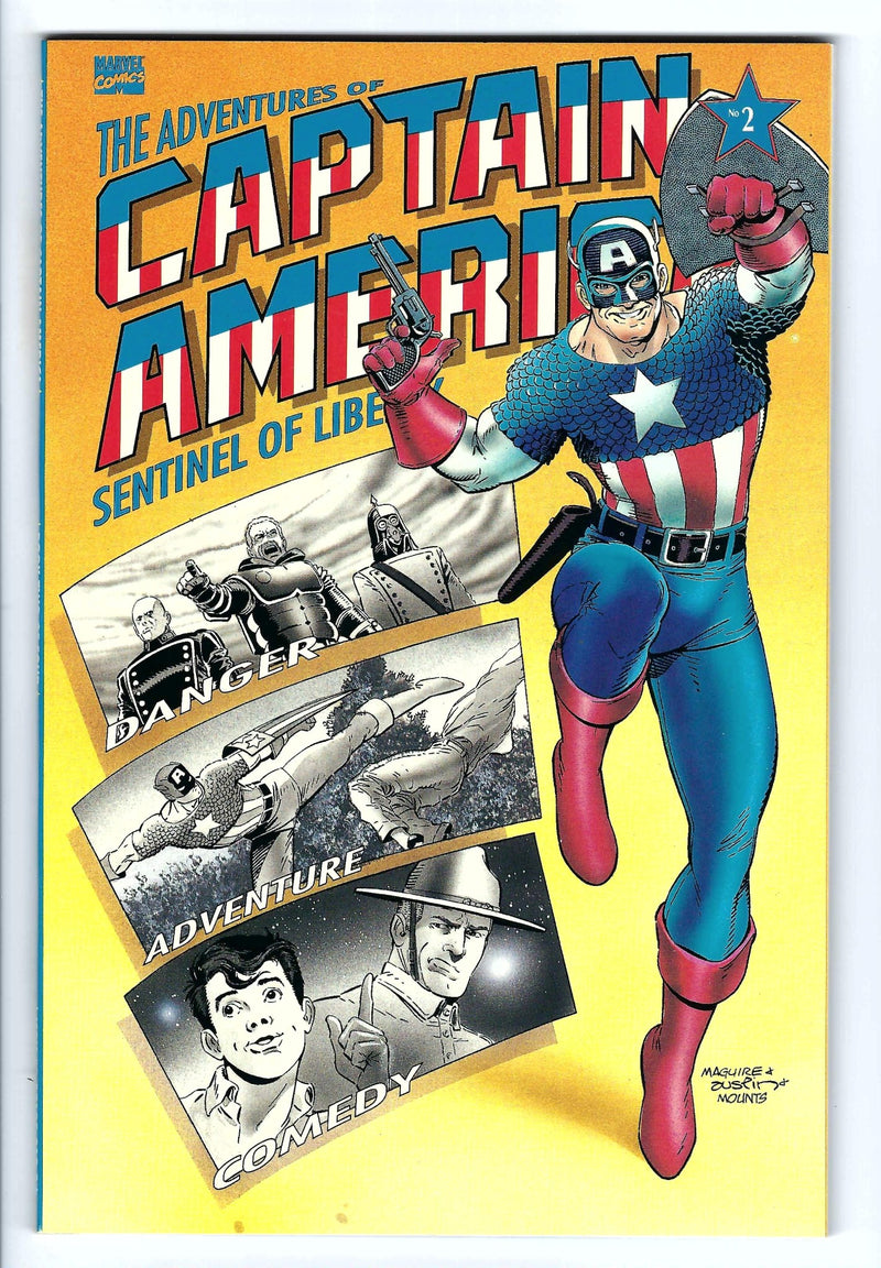 Captain America Sentinel of Liberty 2