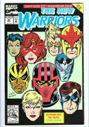 New Warriors Vol 1 25