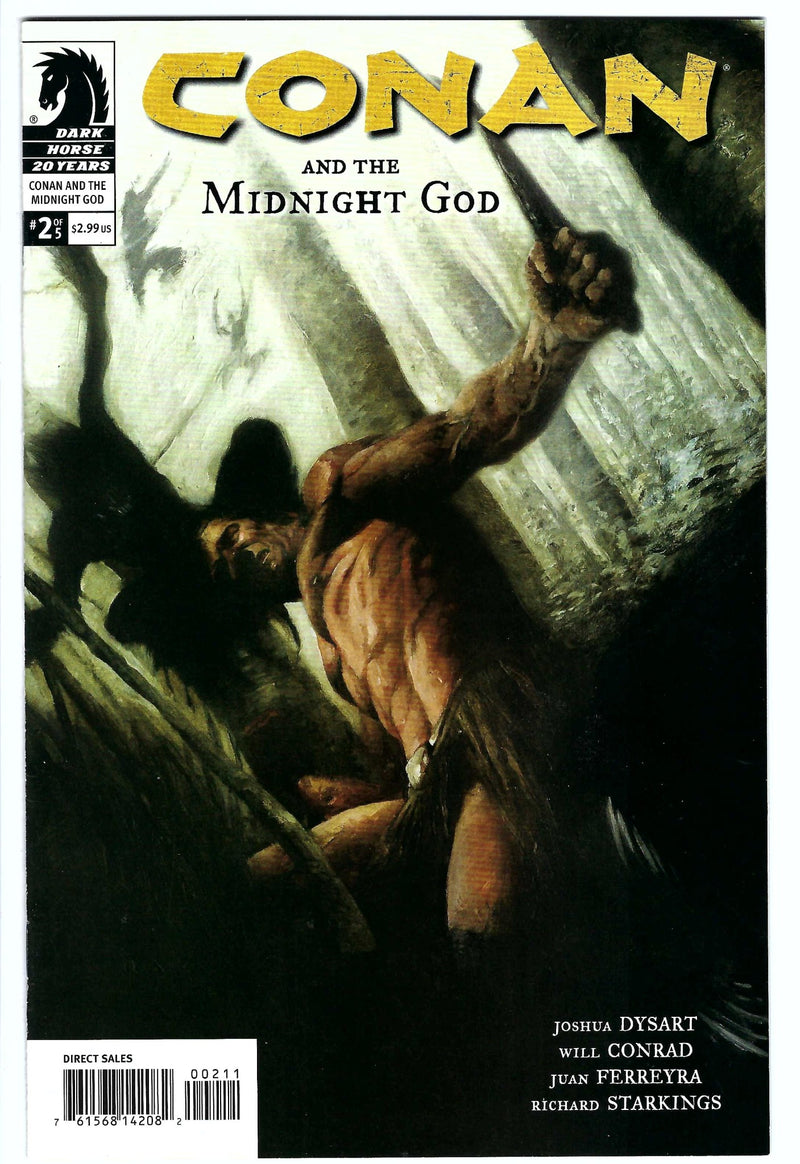 Conan Midnight God 2