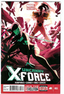 Uncanny X-Force Vol 2 3