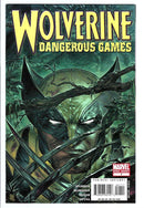 Wolverine Dangerous Games 1
