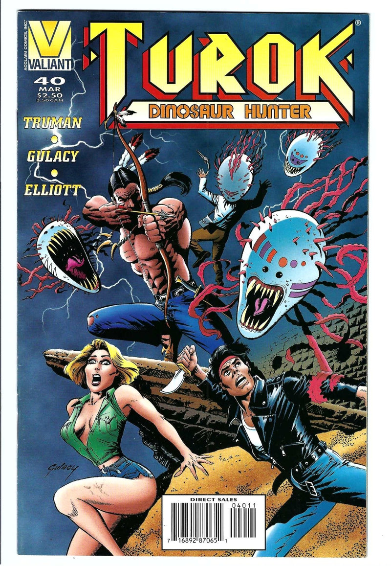 Turok Dinosaur Hunter Vol 1 40
