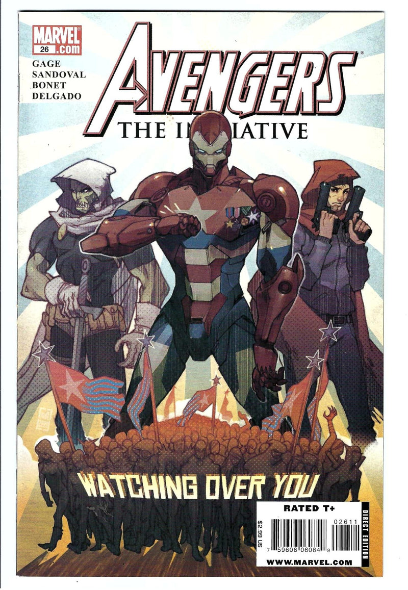Avengers The Initiative 26