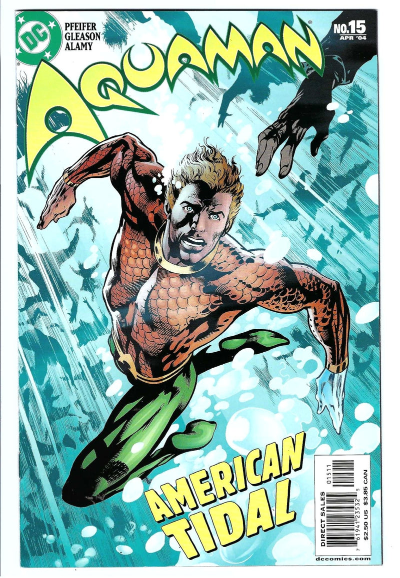 Aquaman Vol 6 15-DC-CaptCan Comics Inc