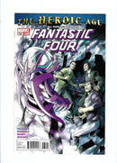Fantastic Four Vol 3 581