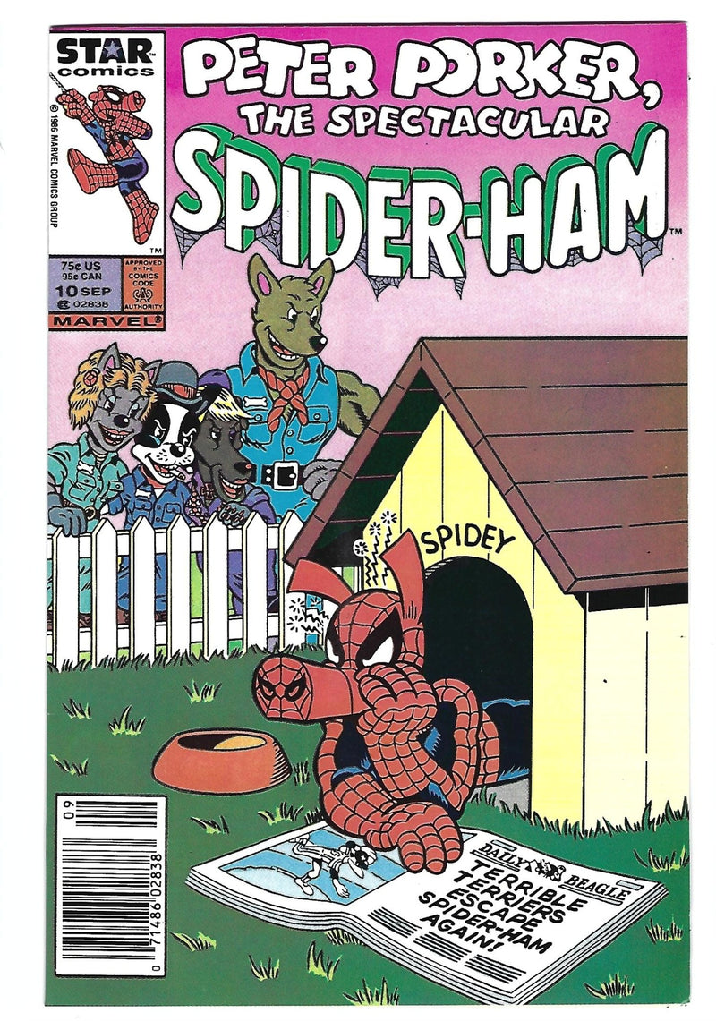 Peter Porker, the Spectacular Spider-Ham 10