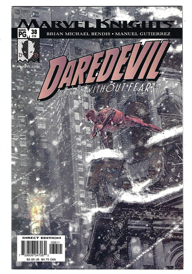 Daredevil Vol 2 38