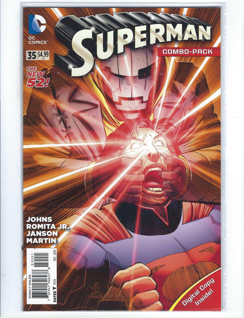 Superman Vol 3 35 Variant