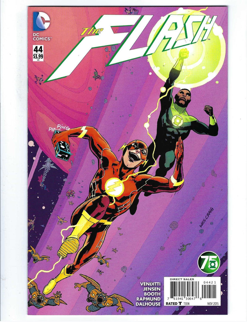 Flash Vol 4 44 Variant