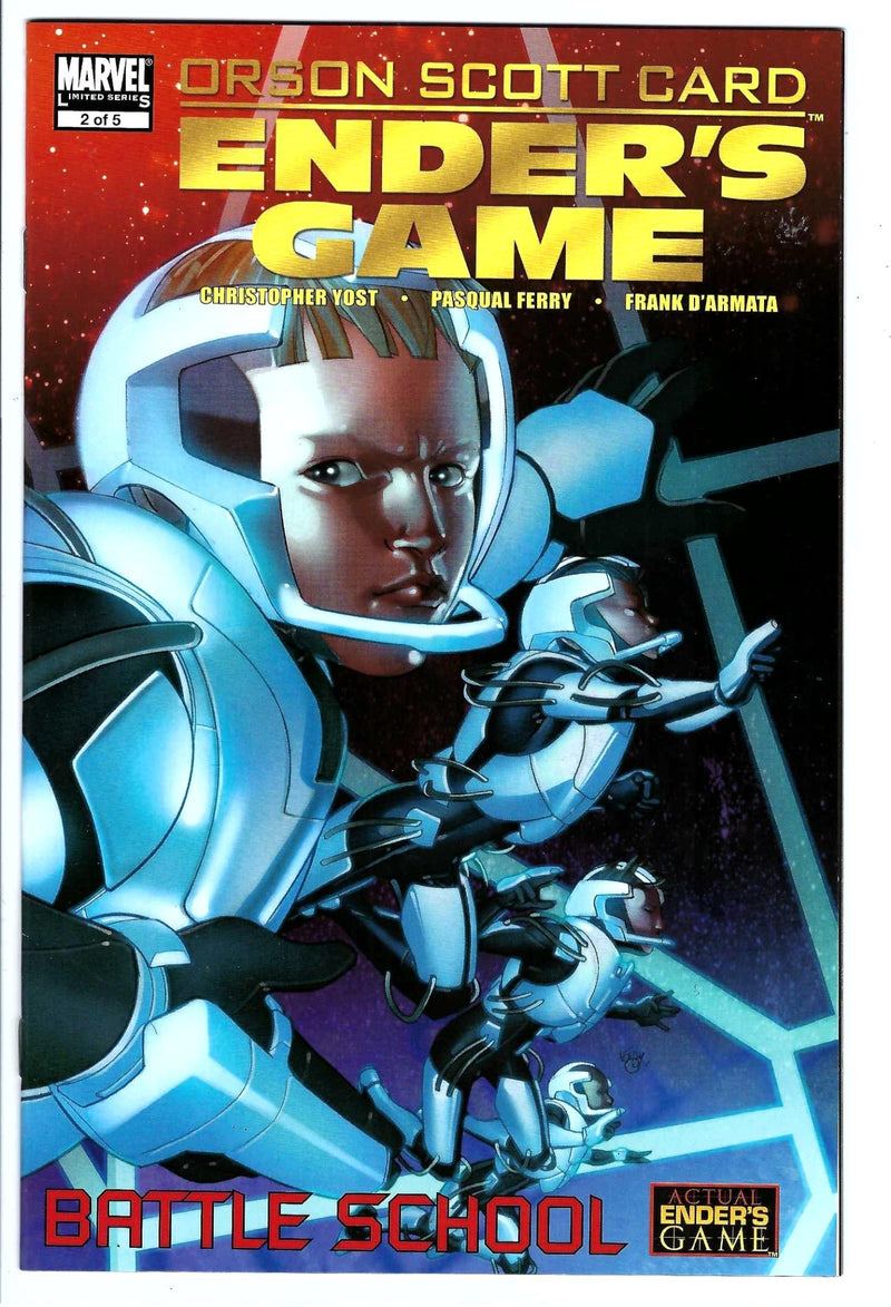 Enders Game Battle School  2
