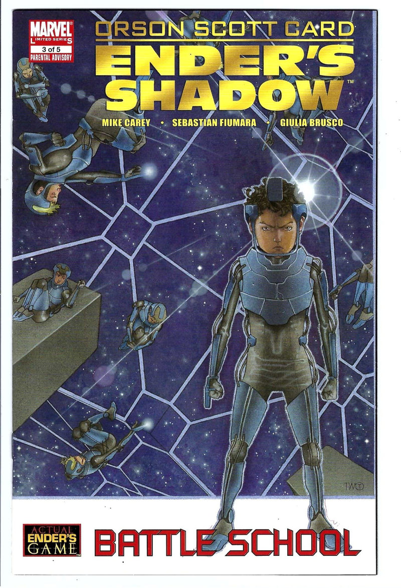 Enders Shadow Battle School  3