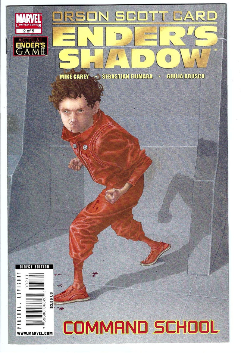 Enders Shadow Comman School 3-Marvel-CaptCan Comics Inc