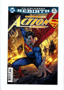 Action Comics Vol 3 985 Variant