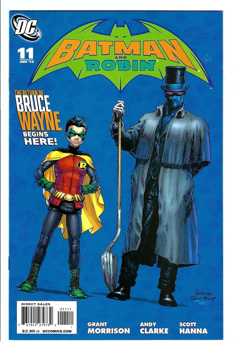 Batman and Robin Vol 1 11-DC-CaptCan Comics Inc