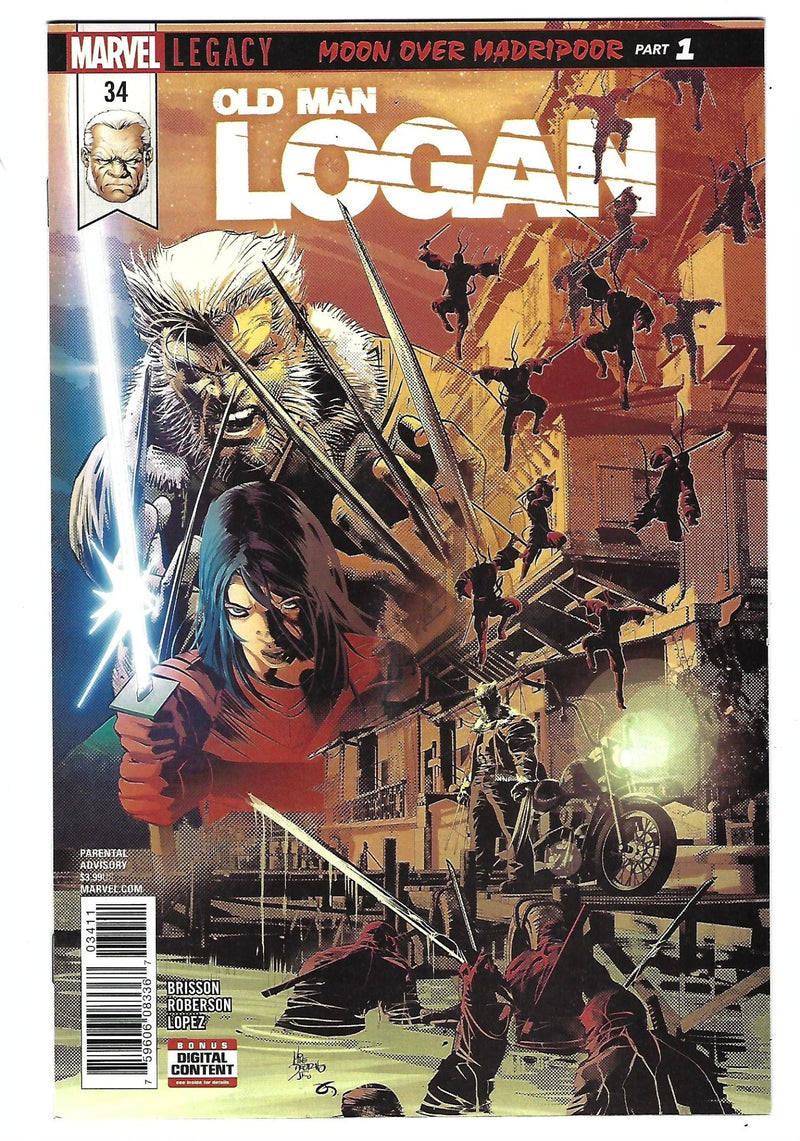Old Man Logan Vol 2 34