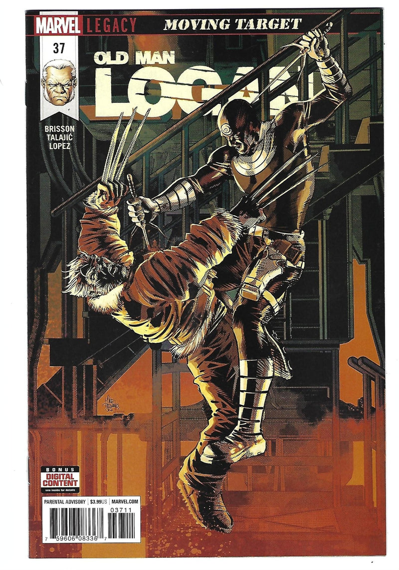 Old Man Logan Vol 2 37