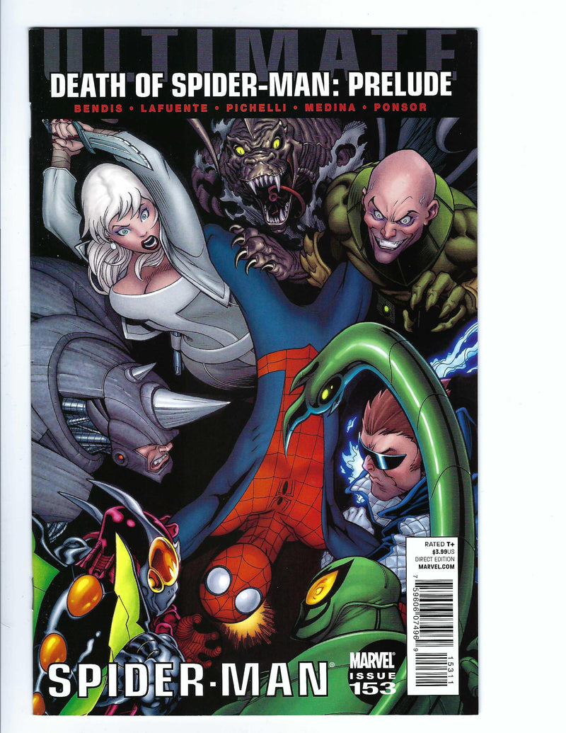 Ultimate Comics Spider-Man Vol 1 153