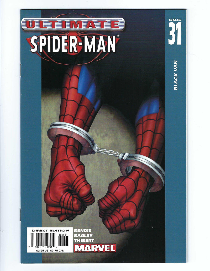 Ultimate Spider-Man 31