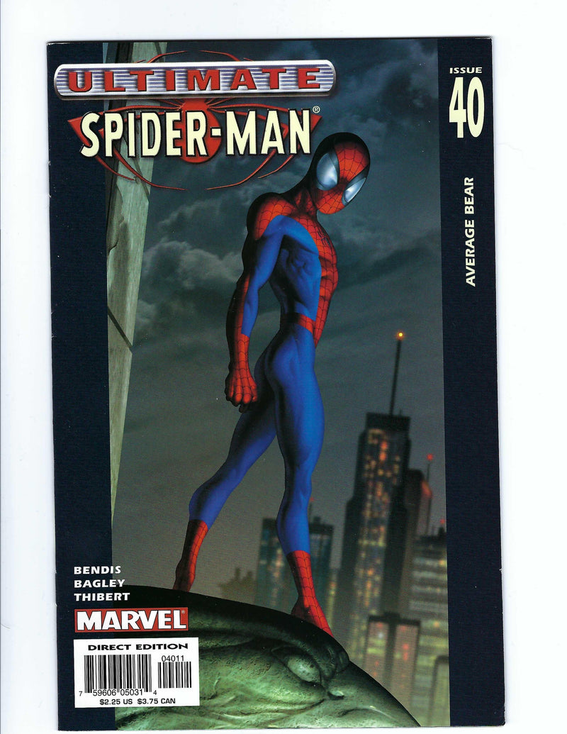 Ultimate Spider-Man 40