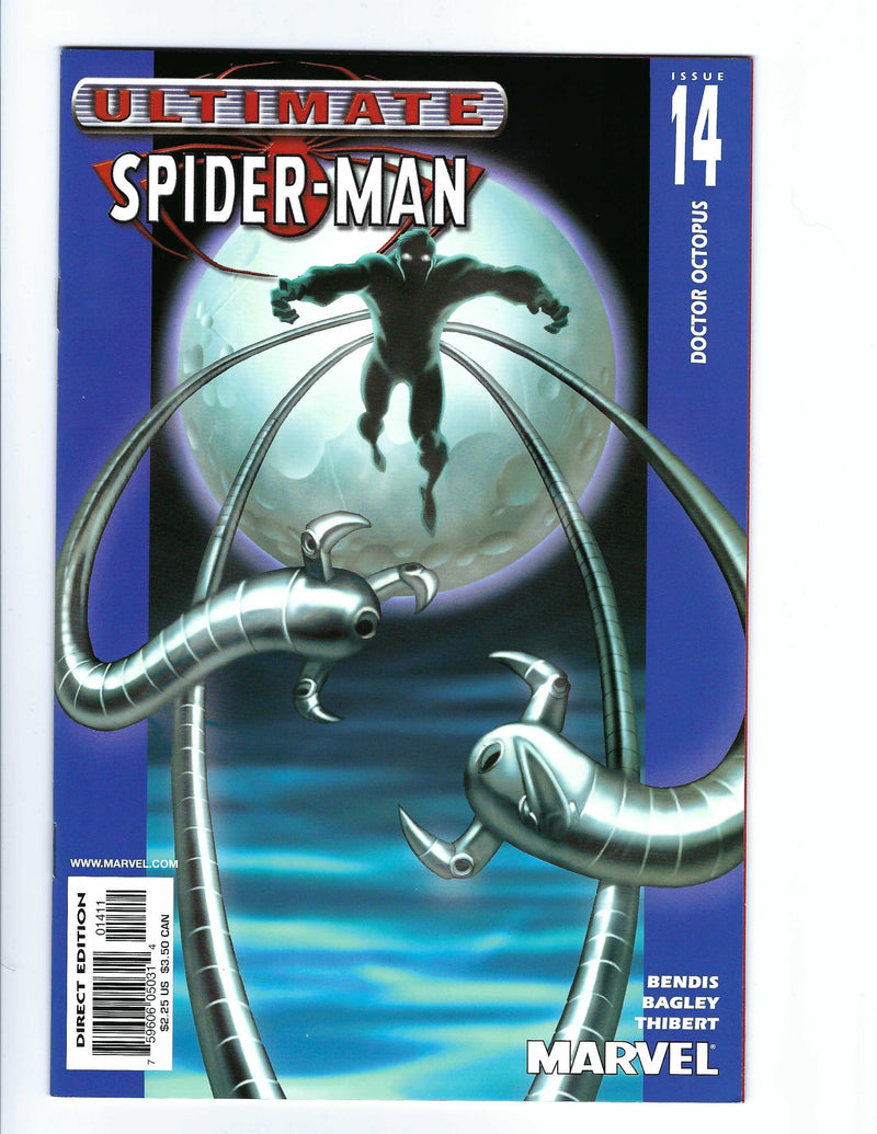 Ultimate Spider-Man 14