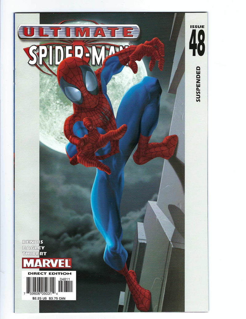 Ultimate Spider-Man 48
