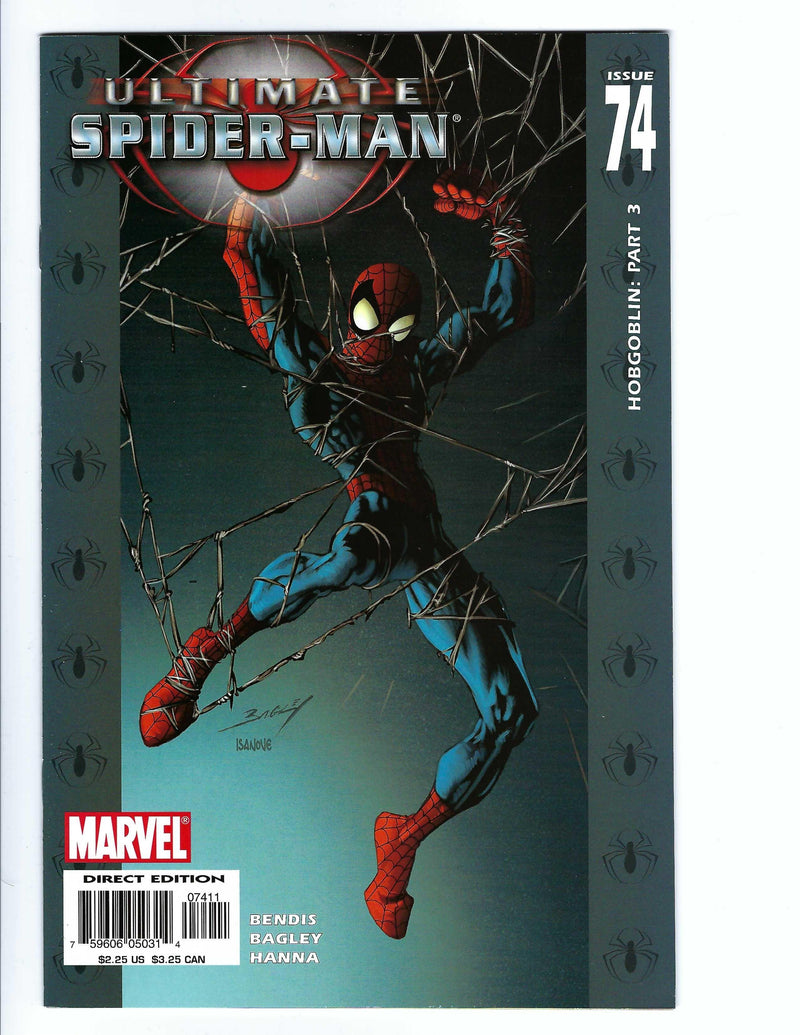 Ultimate Spider-Man 74