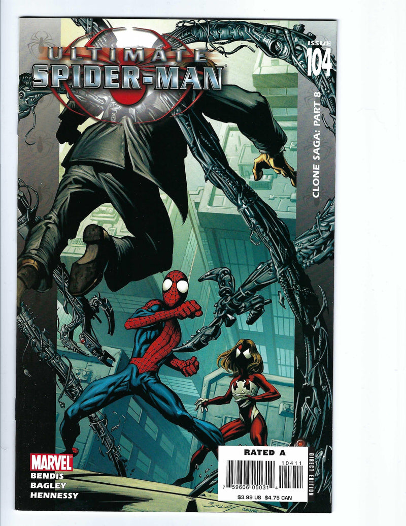 Ultimate Spider-Man 104