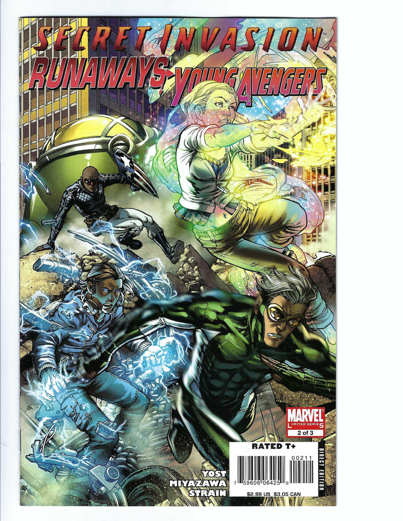 Secret Invasion: Runaways & Young Avengers 1