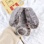 RichLife | Furry Bunny iPhone Case