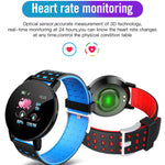 Bluetooth Smart Watch | Blood Pressure | Sport Tracker