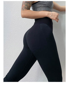 High Waist Legging | Yoga Pants