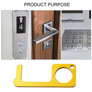 Antimicrobial EDC Door Opener | Stylus