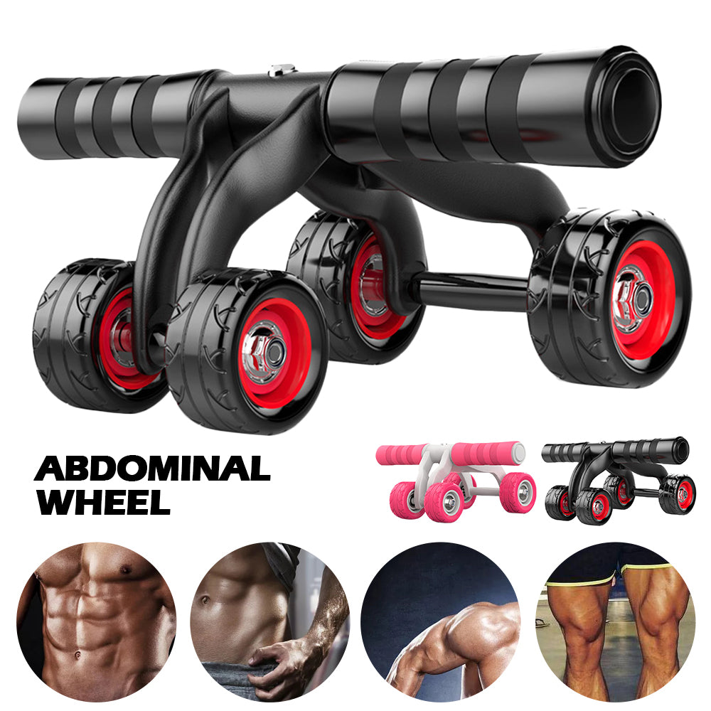 Fitness Abdominal Wheel | AB Roller | Muscle Trainer
