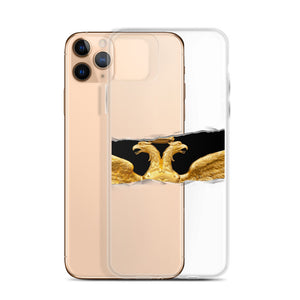 RichLife | Ripped Eagle iPhone case