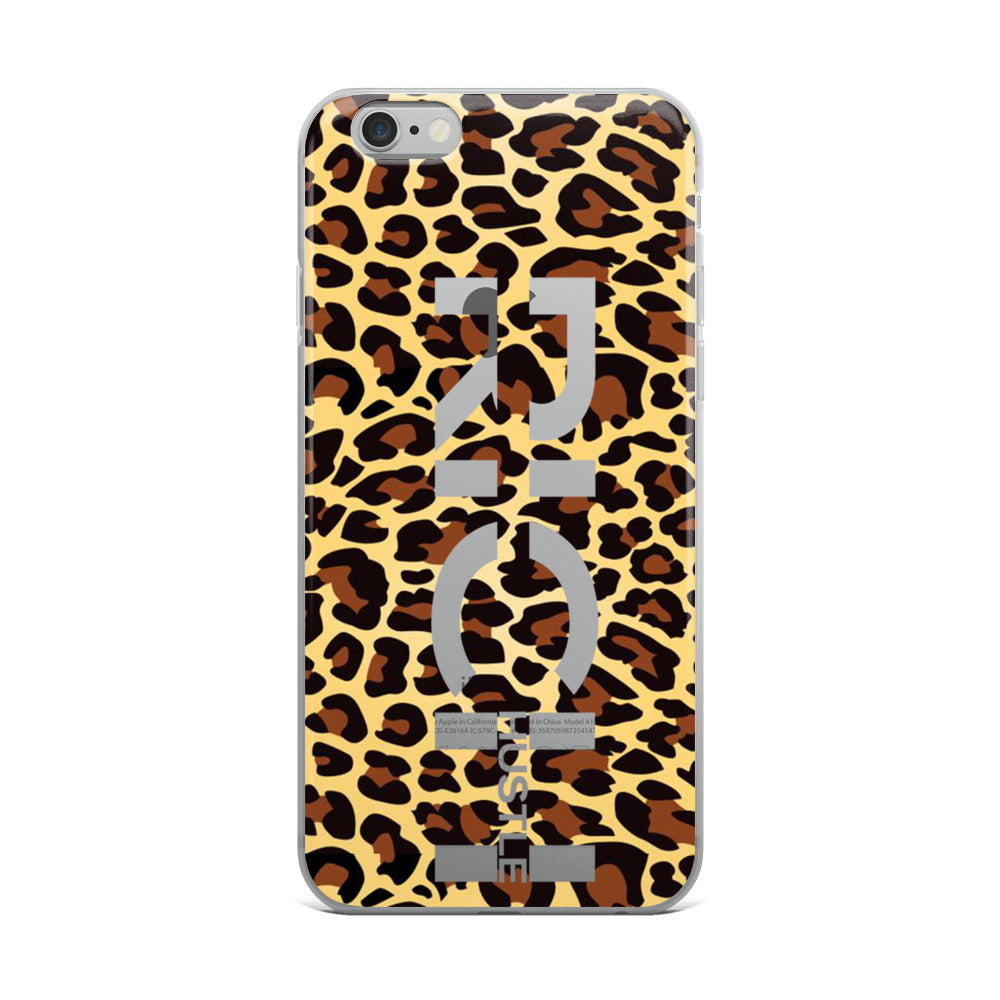 RichLife | Cheetah Clear Case