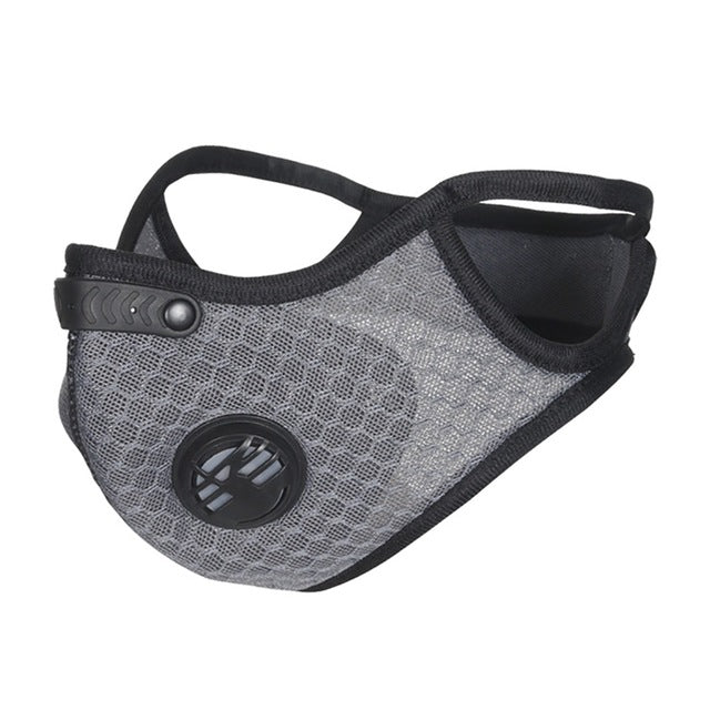 Pollution Mask Military Grade Anti Dust | Particles | Pollen