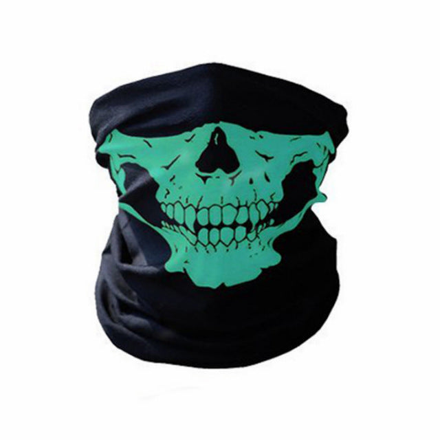 Multi functional Skull Bandana Face Mask