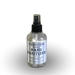 Liquid Hand Sanitizer: 6.7oz Plastic Spray Bottles 3pk Case