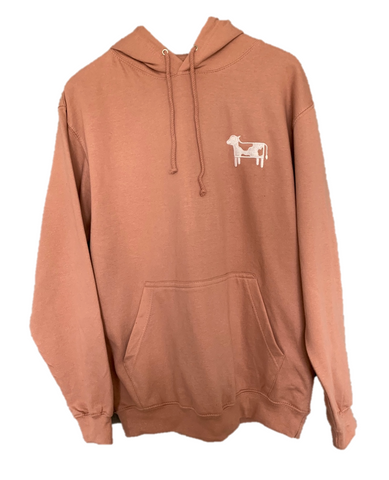 The Rye Hoodie (Dusty Pink)