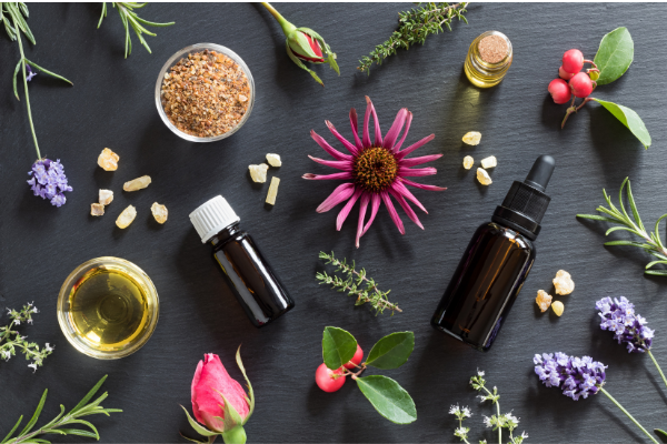 Essential oils for your wellness routine