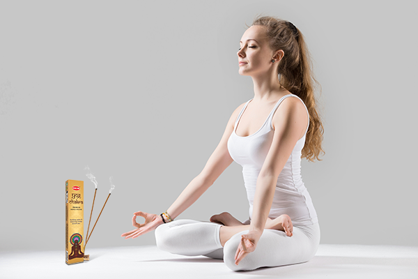 Here's how Yog Chakra Incense can enhance your Yoga experience