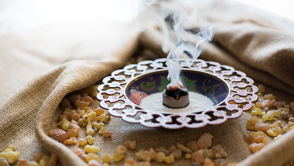 5 reasons why Frankincense & Myrrh are more than just fragrances