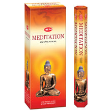 Load image into Gallery viewer, Meditation Incense Sticks