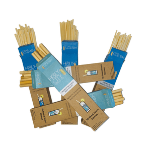Wheat and Reed Straw Bundle