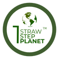 One Straw One Step One Planet Icon