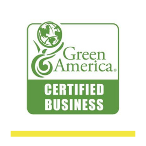 Green America Certified Business Icon
