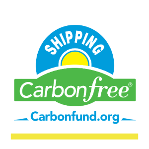 Carbon Free Shipping Icon