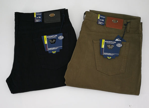 Pantalone uomo confort over