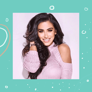 I wanted to tell you about something that I think is completely amazing from huda kattan