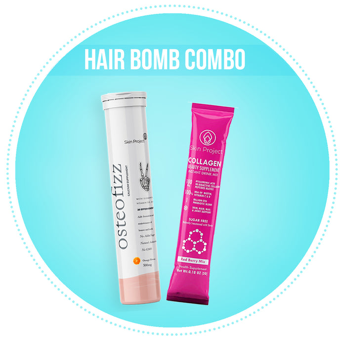 Hair Bomb Combo - Skin Project®